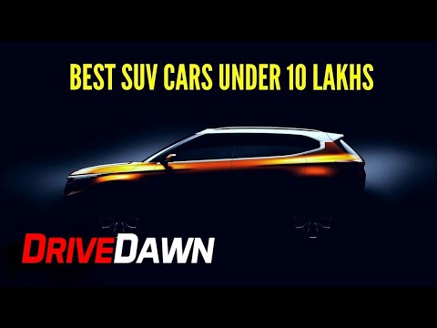 Best Suv Cars Under 10 Lakhs In India 2019 Youtube