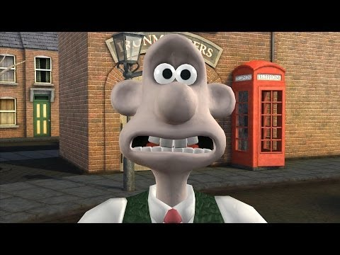 Wallace & Gromit's Grand Adventures, Episode 3: Muzzled! Playthough.