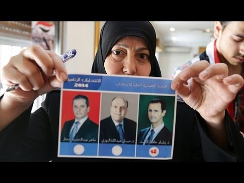 Eyewitness Report: The 2014 Syrian Presidential Elections