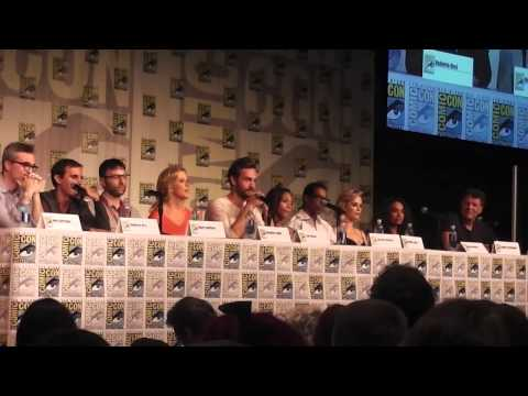 Sleepy Hollow SDCC Panel 2014