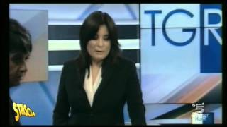 attenzione :TG3 PIEMONTE !  FIGURACCIA assessore in TV