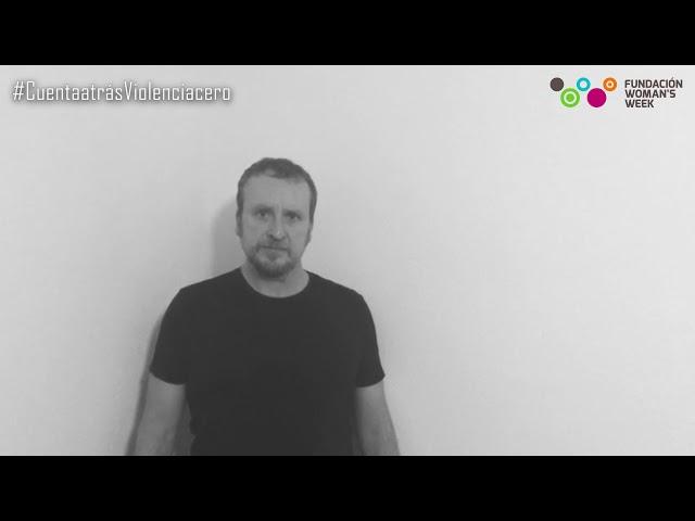 Cuenta Atrás, Violencia Cero   Fernando Cayo, actor