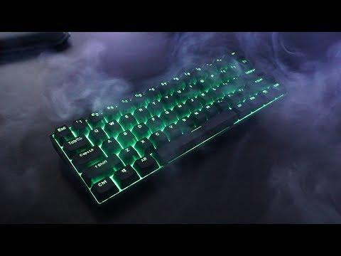 Anne Pro 2 - Беспроводная механическая клавиатура!