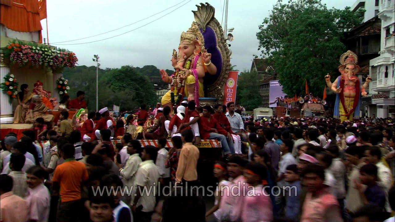 The Ganapati Spirit of Mumbai