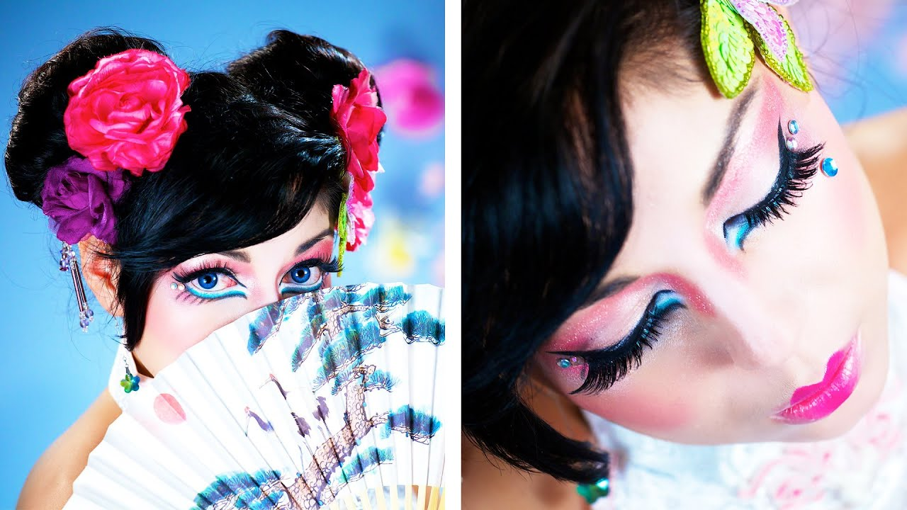 Lime Crime S China Doll Tutorial Charisma Star Youtube