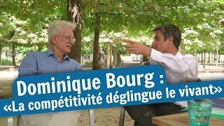 DOMINIQUE BOURG :