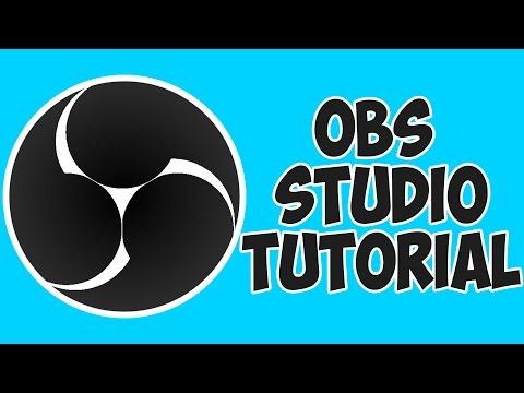 OBS Studio Tutorial (pentru inregistrat)