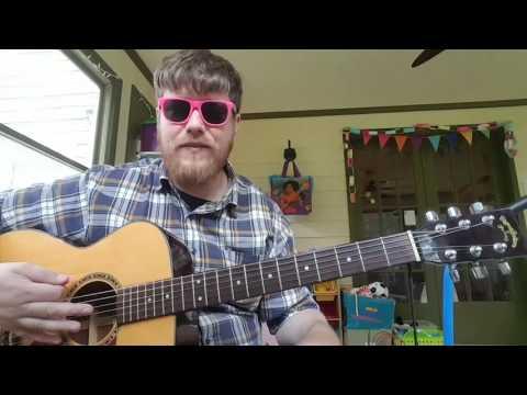 Singles You Up  Jordan Davis  easy guitar tutorial