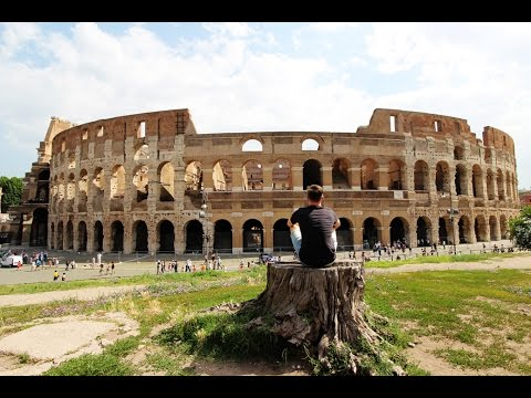 Exploring Rome In A Day! (What To Do, When In Rome)