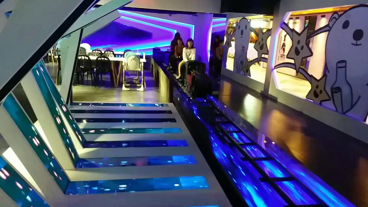 樂福銀河鐵道餐廳 - YouTube