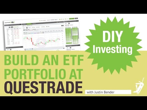 How to Build an ETF Portfolio at Questrade – Canadian