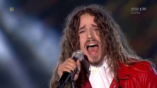 Michał Szpak - Dream On - Aerosmith Live