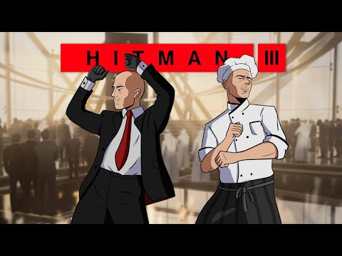 The new Hitman game is just pure nonsense