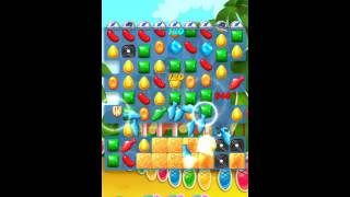 Candy crush soda saga level 725(Hard level)