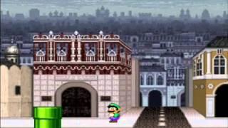 Talking To Myself On Mario Is Missing (SNES) Part 1 - Princess Zeldastool