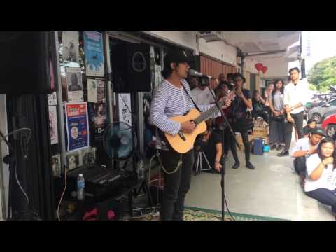 Angin Kencang - Noh Salleh (Live at Teenage Head Record)