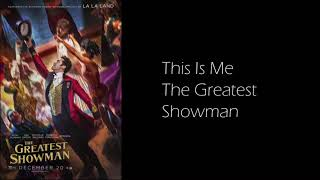 Download Lagu This Is Me sung by Keala Settle & The Greatest Showman Ensemble - Lyric Video Mp3