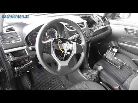Hochwertige Autoteile gestohlen - YouTube