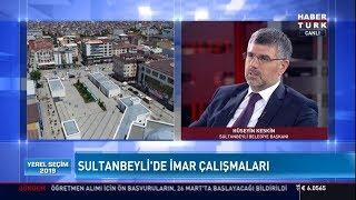 Yerel Seçim 2019 - 20 Şubat 2019 (Sultanbeyli Belediye Başkanı Hüseyin Keskin)