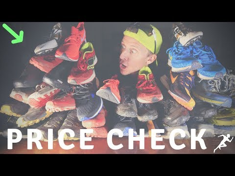 Price Check: Running Shoes Under $100 In 2019
