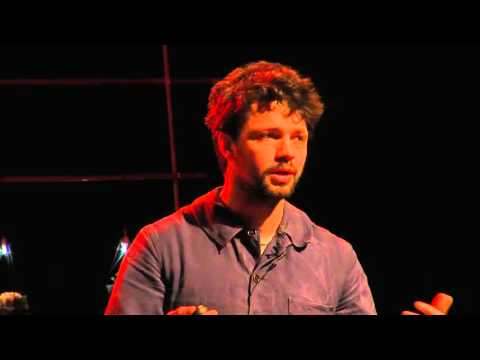 Cloaks, Optics and Surface Disruption   Conrad Shawcross   TEDxUAL