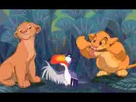 Krol lew Strasznie juz byc tym