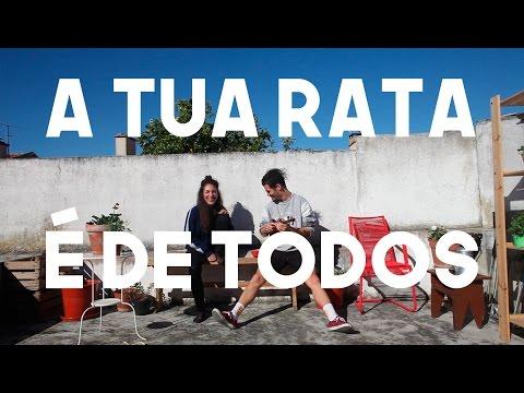 LOS NEGROS - A Tua Rata é de Todos (Versão na Varanda)