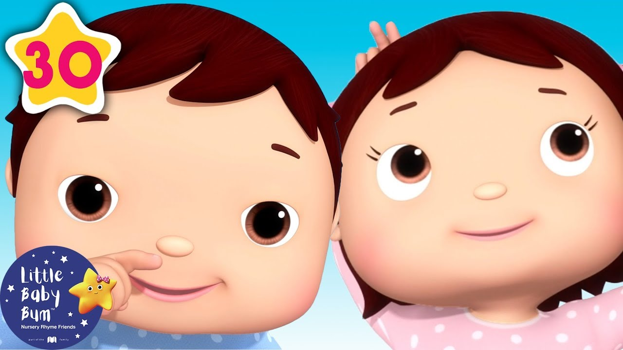 Educational Videos for Toddlers | One Little Finger | Nursery Rhymes | Baby Songs | Little Baby Bum