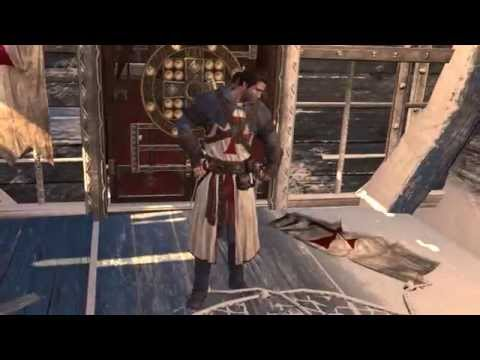 Assassin's Creed Rogue:Altair's Sword Location and Templar Armour Location!