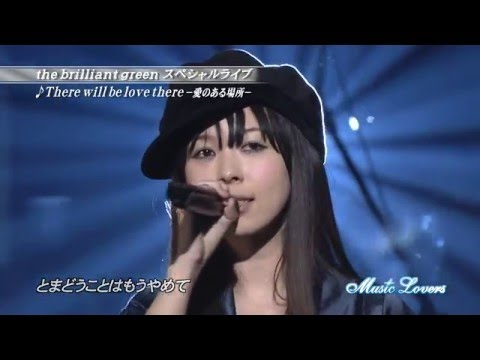 [080210]MUSIC LOVERS - the brilliant green (HD full ver.)