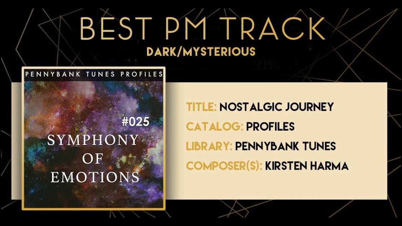 Kirsten Harma - Award at Los Angeles for Production Music Awards 83750