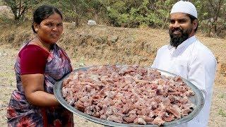 Mutton Dalcha  Muslim Wedding Style Mutton Dalcha  Kaddu Ka Dalcha