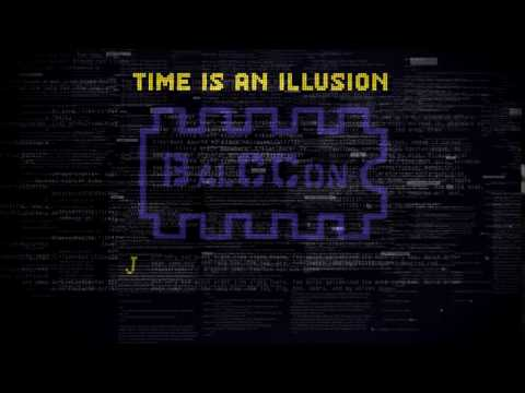 BalCCon2k16 - Intro