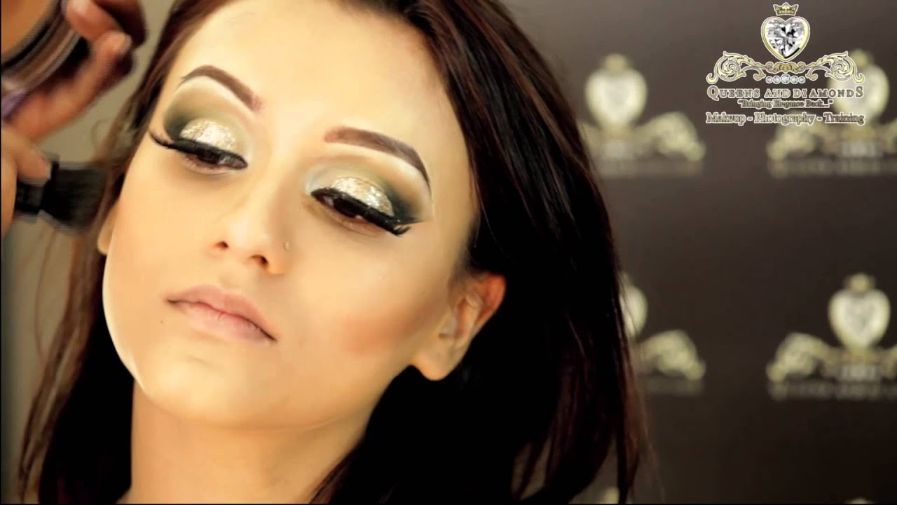 Mehndi Makeup Tutorial On Dailymotion :