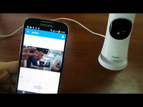 How to set up Philips InSight wireless monitor M100 & B120 ...