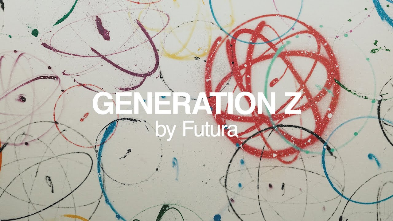 """Download """"GENERATION Z"""" by Futura"""