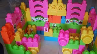 block for kids play block toys video for children part 04