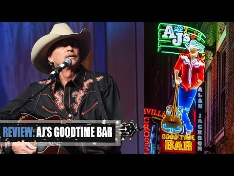 Alan Jackson's Good Time Bar Is A Country Throwback (Review)