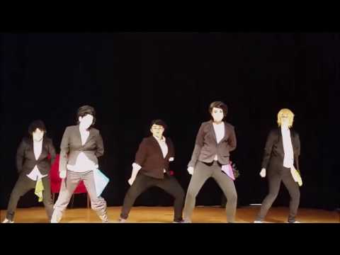 Arashi Tokei Jikake no Umbrella Vertigo Dance Cover踊ってみて