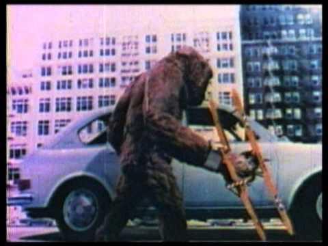King Kong 411 Volkswagen Commercial (1972)