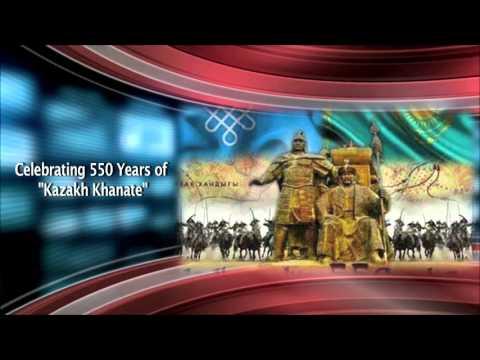 Celebrating 550 years of Kazakh Khanate
