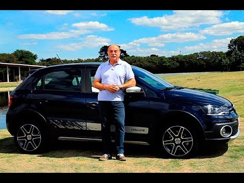 VRUM - Volkswagen Gol Rallye 2015 [Teste]