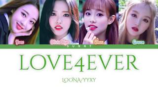 Baixar LOONA/yyxy - love4eva (feat. Grimes) (Color Coded Lyrics) [Han|Rom|Eng]