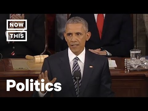 The Obama State of the Union Moment Trump Should Watch | NowThis Mp3
