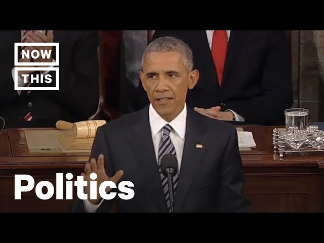 The Obama State of the Union Moment Trump Should Watch   NowThis