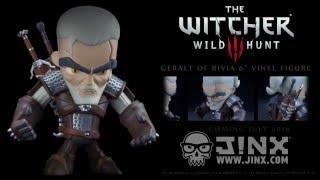 The Witcher 3: Wild Hunt Geralt Vinyl