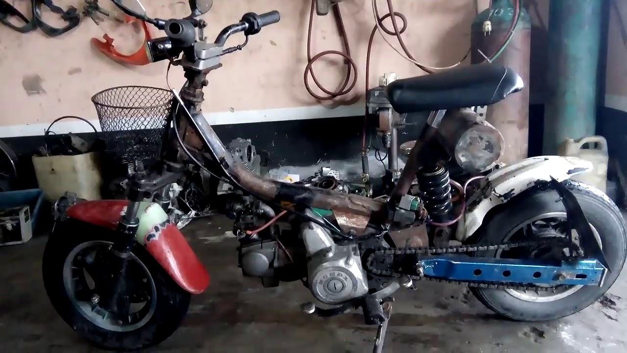 Astrea 800 Modifikasi Motor Mini Youtube