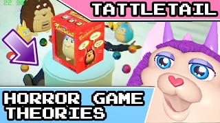 New Tattletail Theories: Father Theory - Was Dad Killed? 😱 - Horror Game Theories