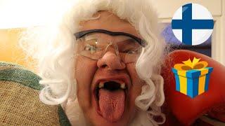 Santageddon (Santa Claus Punch-Out!!)