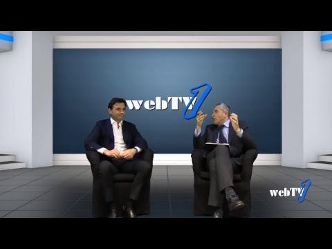 Live stream di webTV 1